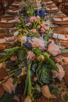 Suculentas | Vestida de Noiva | Blog de Casamento por Fernanda Floret