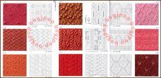 Crochet Japanese Pattern Book | ... Chinese Japanese Knit Craft Pattern Book 300 Knitting Stitch Style