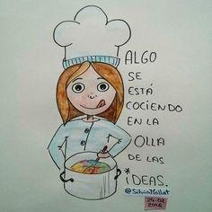 Mmmmmm.... #undibujoparacadadía #31 #dailydraw #scketchbook #acuarela #dibujando #cocinando #ideas #recetas #doodle #watercolor