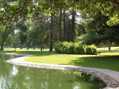 """William Land Park, frequently referred to as """"Land Park,"""" is a major city park in Sacramento. It's located between Interstate 5 and State Route 160."""