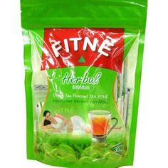 Fitne Herbal Infusion Green Tea Flavored Slimming Weight Loss Control 80g. 30 Sachets Low Price >>> Be sure to check out this awesome product.