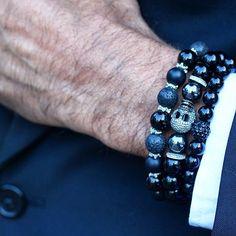 BOYBEADS- Custom Beaded Bracelets and Necklaces for Men New York, NY: BOYBEADS STYLE INSPIRATION- HOLIDAY EDITION