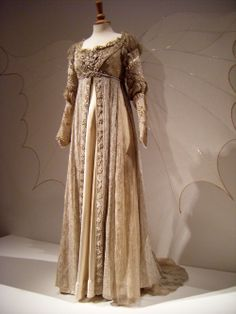 as worn by Drew Barrymore's Danielle de Barbarac in Andy Tennant's Ever After: A Cinderella Story designed by Jenny Beaven.