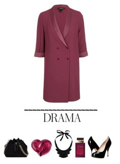 """blazer dress"" by rasc2016 ❤ liked on Polyvore featuring Karen Millen, Dolce&Gabbana, Topshop, Emma Watson, John Lewis, Lalique, Vivienne Westwood, fallfashion, falltrends and polyvorefashion"