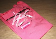 materiales para camiseta agujeros espalda