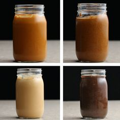 Homemade Nut Butters 4 Ways by Tasty