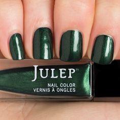 Julep - Emer (Boho Glam): evergreen shimmer (in Just for Yule Trio with Brigitte & Myrtle)