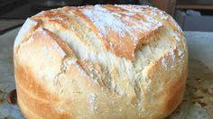 Pan casero fácil y rápido (con harina común)