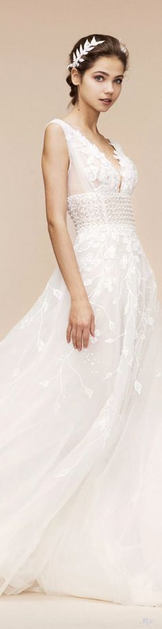 Fall 2018 Bridal Georges Hobeika
