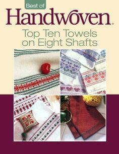 Top Ten Towel on Eight Shafts - Weaving Club