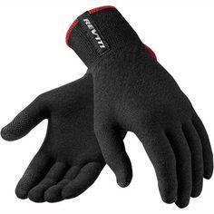 Rev It! Helium Inner Gloves Moisture-Wicking - Black