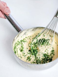 Easy Snacks, Easy Healthy Recipes, Great Recipes, Easy Meals, Low Carb Sauces, Vegan Sauces, Kitchen Recipes, Cooking Recipes, Bernaise Sauce