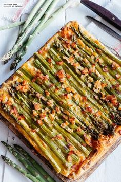 Real Food Recipes, Diet Recipes, Vegan Recipes, Cooking Recipes, Quiches, Healthy Cooking, Healthy Eating, Cook N, Good Food
