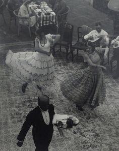 Dancers, Seville, Spain, 1930 Paul Pal Funk Angelo