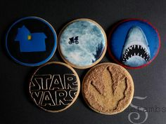 Film Night Cookies How tO