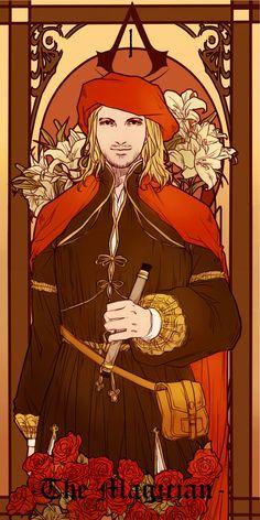 The magician by LKiKAi on DeviantArt