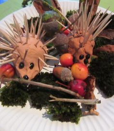 Igel (handmade by pinnikids)