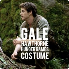 Tips for putting together a Gale Hawthorne Hunger Games costume
