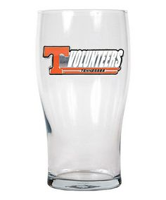 Loving this Tennessee Volunteers Pub Glass on #zulily! #zulilyfinds
