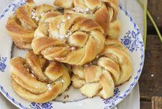 Große Liebe: Zimtknoten. Oder wie sie in Norwegen sagen: Kanelknuter. Zum Knutschen köstlich!