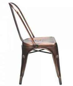 Copper Chair.