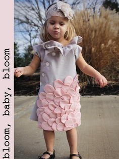 @Sarah Purdy YES to this adorable dress for your adorable toddler.