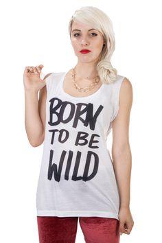 Regata Born To Be Wild