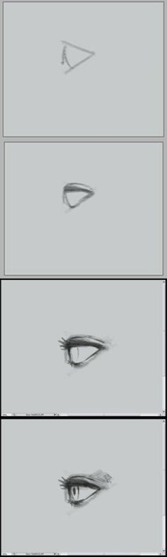 @Lisa Phillips-Barton Phillips-Barton Phillips-Barton Phillips-Barton Kurtz -  how to draw eye side view