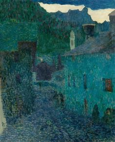 View Night in Borgonovo by Giovanni Giacometti on artnet. Browse upcoming and past auction lots by Giovanni Giacometti. Alberto Giacometti, Giovanni Giacometti, Giacometti Paintings, Landscape Art, Landscape Paintings, Moon Painting, Post Impressionism, Impressionist Paintings, Autumn Art