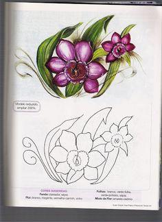 Pintura em Tecido - Guia Prático Nº1 - Alice Pinto - Álbuns da web do Picasa