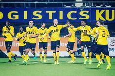 Full Time: Heracles Almelo - Roda JC Kerkrade 2-2. Paulissen en Van Hyfte scoorden voor Roda JC. Vrijdag wacht het cruciale duel met Go Ahead Eagles. Ben jij erbij? #rodajc #herrod #pls