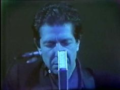 Leonard Cohen - Story of Isaac - From his concert in Warsaw in 1985, an intense performance of Story of Isaac.