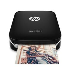 HP Sprocket Photo Printer -   the perfect little gift for the snap happy photo-hoarder in your midst. this pocket sized little photo print will ensure you get to treasure some of those personal memories at least 10minutes before the entierty of the internet
