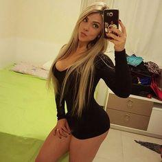 Las Bellas y Sexys: El Selfie del Día: Roberta Zuñiga (@Roberta_Zuñiga)