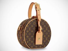 Since I first noticed the Louis Vuitton Petite Boite Chapeau Bag pop up on the Cruise 2018 runway (and then again on the Spring 2018 runway, and then even more times at the brand's parties), I've been calling it the Circle Bag. That seemed like the most reasonable route to go; there was no information …