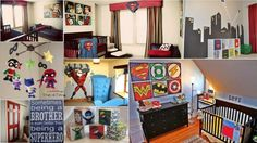 Super Hero Room ideas