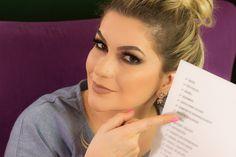 Neste vídeo eu mostro uma lista de produtos bem simples para iniciantes em maquiagem. Vejam só: Lista de Produtos para Iniciantes: – Base Mary Kay ou O Boticário – Pó Intense ou Capricho de O Boticário – Rímel Push Up Bourjois – Sombra Salazar Alice Salazar – Lápis para olhos preto Alice Salazar – Paleta …