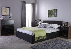 5ft Kingsize Ottoman Bed #5ft #kingsize #ottoman #bed #home #bedroom #storage #furniture