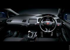 2007 Honda Civic Type R Sedan