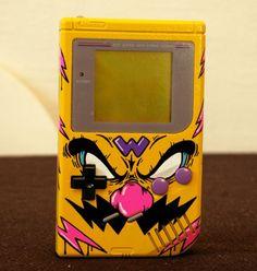 Oskunk - Game Boy Warioland 01