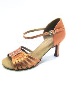 #Milanoo.com Ltd          #Latin Shoes              #Vintage #Bronze #Spool #Heel #Ankle #Strap #Woman's #Customized #Latin #Shoes                          Vintage Bronze Spool Heel Ankle Strap Woman's Customized Latin Shoes                                    http://www.seapai.com/product.aspx?PID=5709453