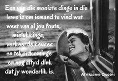 Liefde is geduldig Afrikaanse Quotes, Simple, Do Your Thing