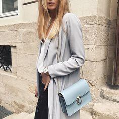 New bag via @camelia_roma |ph.by @fashionagony