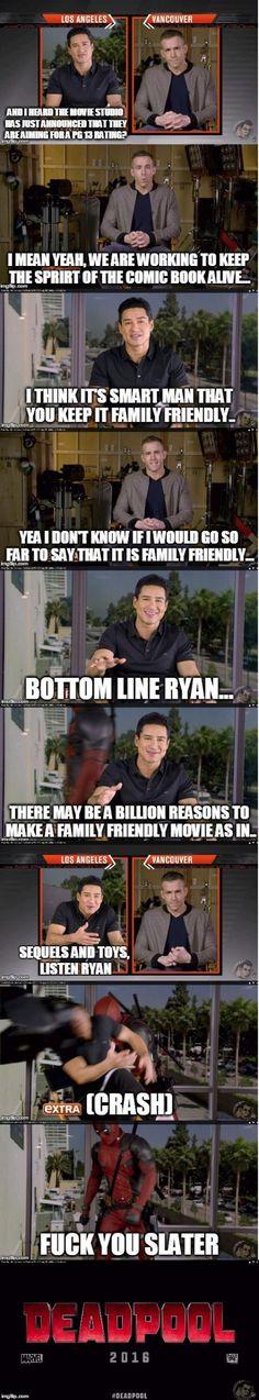 Deadpool funny
