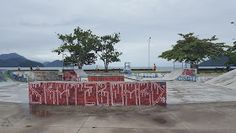 #skate #ubatuba #brazil   Veja mais fotos de Ubatuba em: http://bunkersecreto.blogspot.com.br/2017/04/centro-de-ubatuba.html