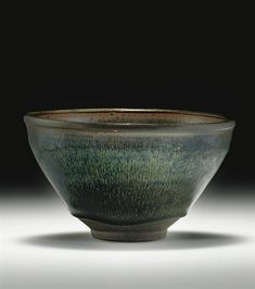 Jianyao 'Hare's Fur' tea bowl, Song dynasty, 12th-13th century