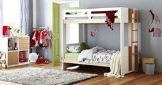Κρεβάτια-κουκέτες για το παιδικό δωμάτιο Μία έξυπνη και διασκεδαστική λύση.