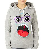 Girls Pullover Monster Hoodie I FINALLY FOUND IT!!! .... and its discontinued :P