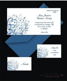 Svatební oznámení KB1006 - Kyoprint.cz