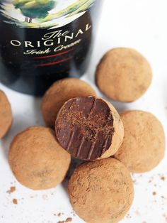 St. Patrick's Day is almost here, which means I get to bake with one of my favorite liqueurs—Irish cream. I usually have a bottle of Baileys in the apartment because you never know when your coffee will need an extra kick, which inspired me to make Irish Cream Espresso Truffles. Plenty of recipes for Baileys truffles have made …